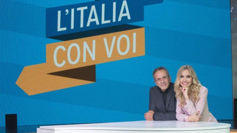 La Società Dante Alighieri partecipa a … L'Italia con voi