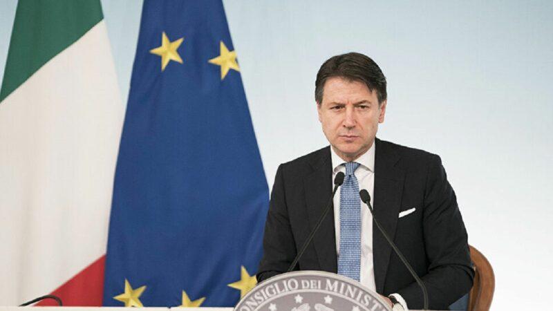 Decreto #CuraItalia, conferenza stampa di Conte