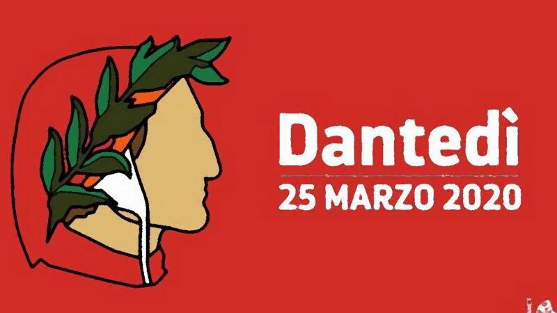25 marzo 2020 – il Dantedì a Bolzano