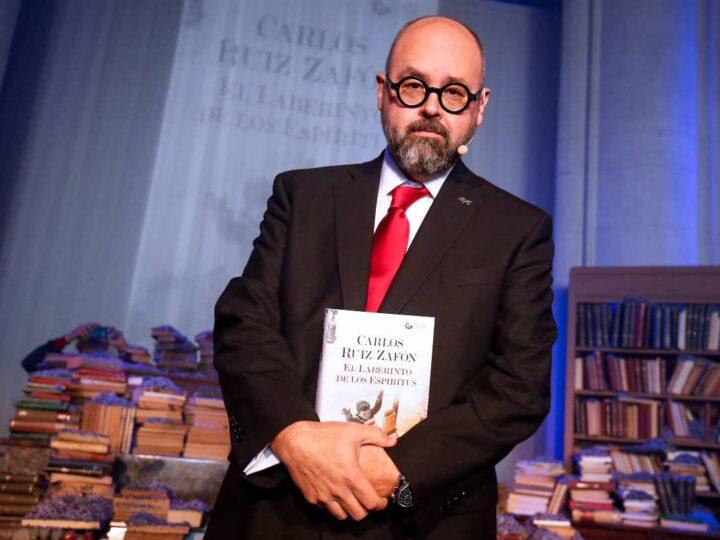 Addio allo scrittore Carlos Ruiz Zafon