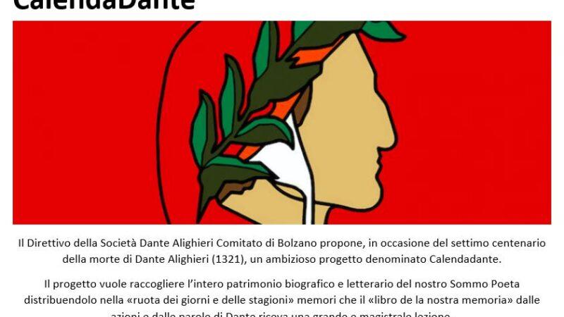 CalendaDante … Maggio